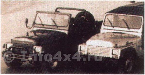 АИЛ-L240 Шторм, 2000 г