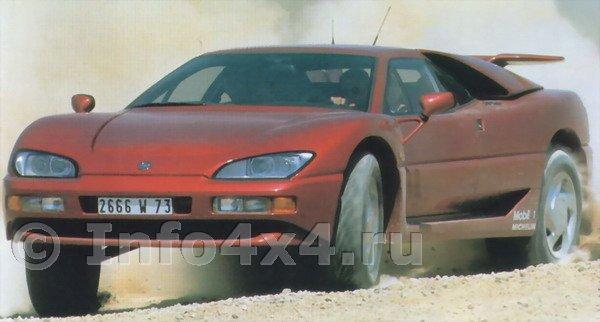 Мега Трэк 1996г